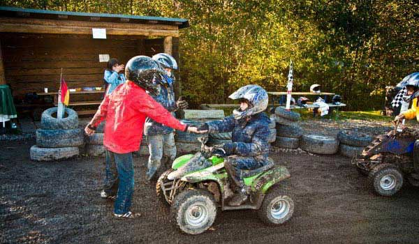 Adventure Activities in the UK
