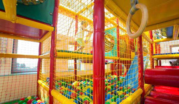 Play Centres in the UK