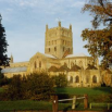 Tewkesbury Abbey  - Days Out in Gloucestershire
