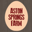 Aston Springs Farm, South Yorkshire