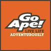 Go Ape Sherwood Pines, Near Nottingham