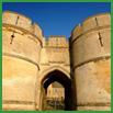 Rockingham Castle  Rockingham, Market Harborough