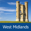 Parks and Gardens in the West Midlands