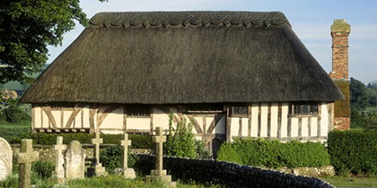 Alfriston Clergy House, Alfriston