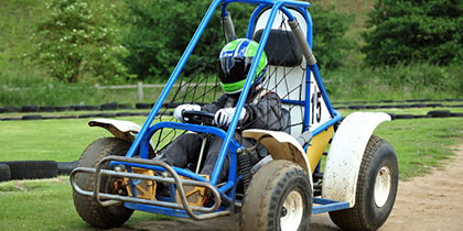 Beacon Rally Karts, Martlesham