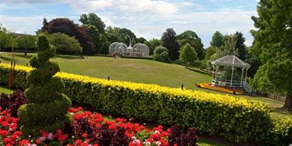 Birmingham Botanical Gardens, Birmingham