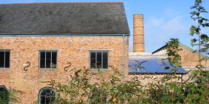 Bursledon Brickworks Industrial Museum, Southampton