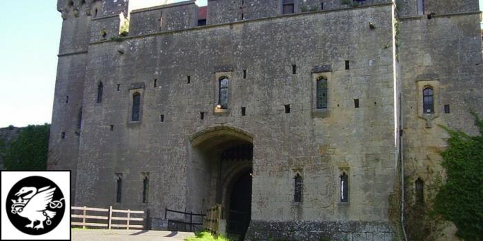 Caldicot Castle, Caldicot