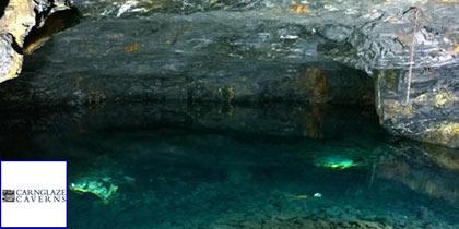 Carnglaze Caverns, St Neots