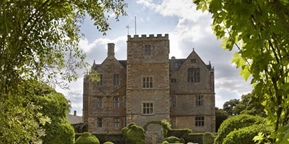 Chastleton House and Garden, Moreton-in-Marsh