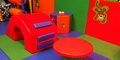 Cheeky Monkeys Soft Play, Midsomer Norton
