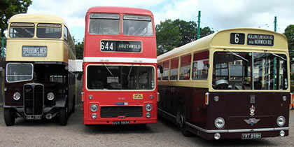 East Anglia Transport Museum, Lowestoft