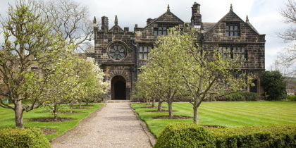 East Riddlesden Hall, Keighley