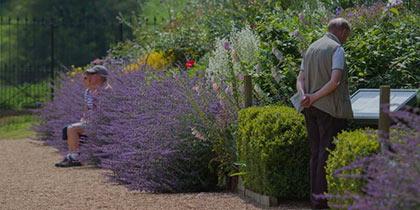 Easton Walled Gardens, Grantham