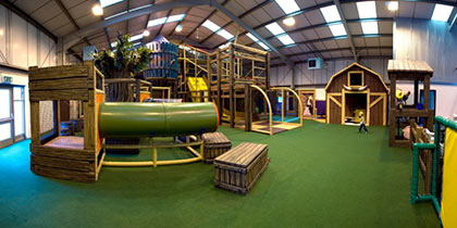 Farmer Fred's Adventure Play Barn, King's Lynn