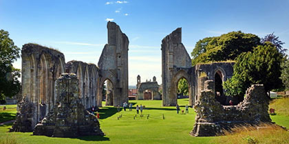 Glastonbury Abbey, Glastonbury
