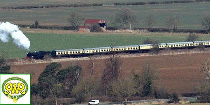 Gloucestershire Warwickshire Railway, Cheltenham
