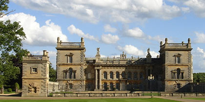 Grimsthorpe Castle, Bourne