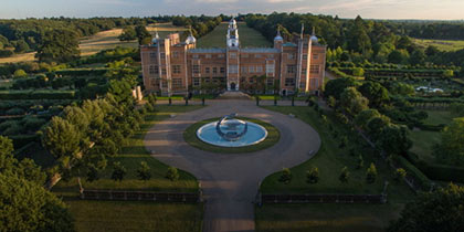 Hatfield House, Hatfield
