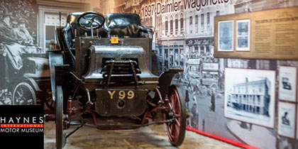 Haynes International Motor Museum, Yeovil