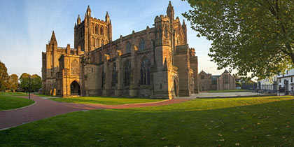 Hereford Cathedral, Hereford