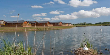 Heron Lakes Luxury Lodge Park, Beverley