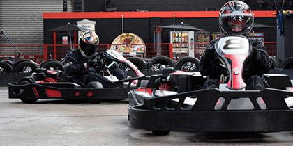 Indoor Karting, Worcester