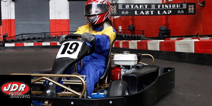 JDR Karting, Gloucester