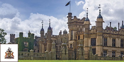Knebworth House, Knebworth