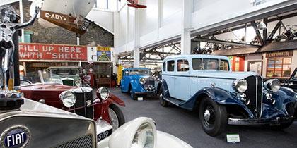 Lakeland Motor Museum, Ulverston