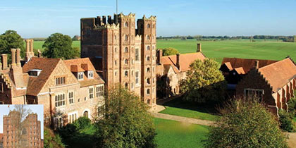 Layer Marney Tower, Colchester