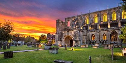 Malmesbury Abbey, Malmesbury
