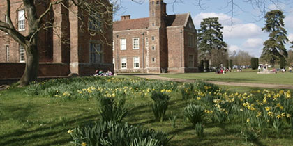 Melford Hall, Long Melford