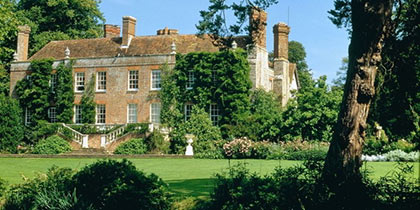 Pashley Manor Gardens, Wadhurst
