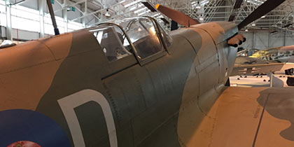 Royal Air Force Museum, Shifnal
