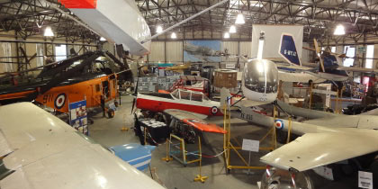 South Yorkshire Aircraft Museum, Doncaster