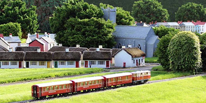Southport Model Railway Village, Southport