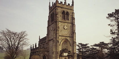 Staunton Harold Church, Ashby de la Zouch
