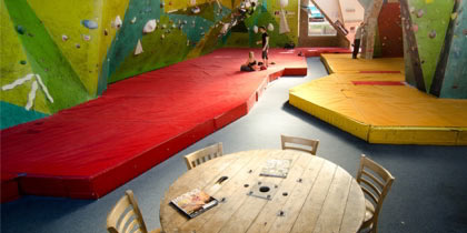 The Climbing Works, Sheffield