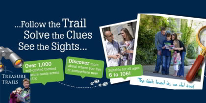 Treasure Trails, South Yorkshire