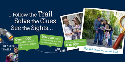 Treasure Trails, Teeside