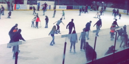 Whitley Bay Ice Rink, Whitley Bay
