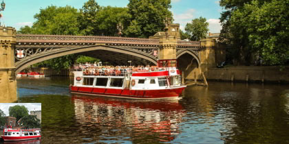 York Boat, York
