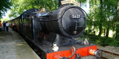 East Somerset Railway, Mallet