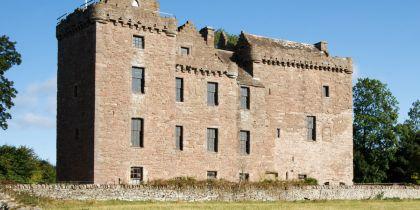 Huntingtower Castle, Huntingtower