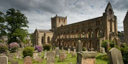 Jedburgh Abbey, Jedburgh