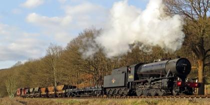 North Norfolk Railway, Norfolk