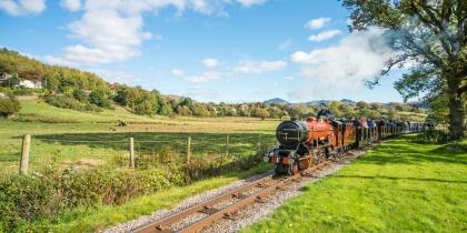 Ravenglass Railway, Ravenglass