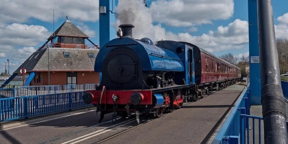 Ribble Steam Railway, Preston