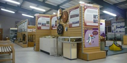 Scalloway Museum, Lerwick